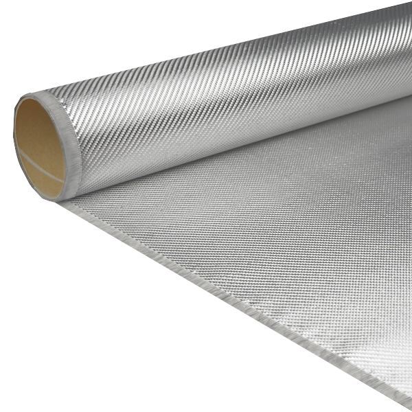 R&G Designgewebe silber